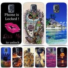 Silicone Case For Samsung Galaxy S5 SV I9600 G900 S5 Neo Bag Cover For Samsung Galaxy S5 SM-G900F SM-G900H Case Funda Capa