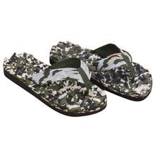 men slippers beach shoes summer Camouflage Flip Flops Shoes Sandals Slipper indoor & outdoor Flip-flops
