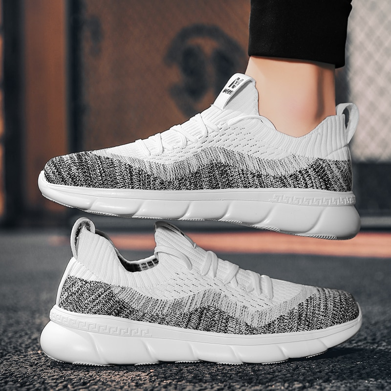 2021 summer retro sports running shoes female fitness leisure couple hiking shoes male outdoor sport