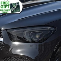 car headlight protective film taillight transparent black tpu sticker for mercedes benz gle class suv w167 2020 amg accessories