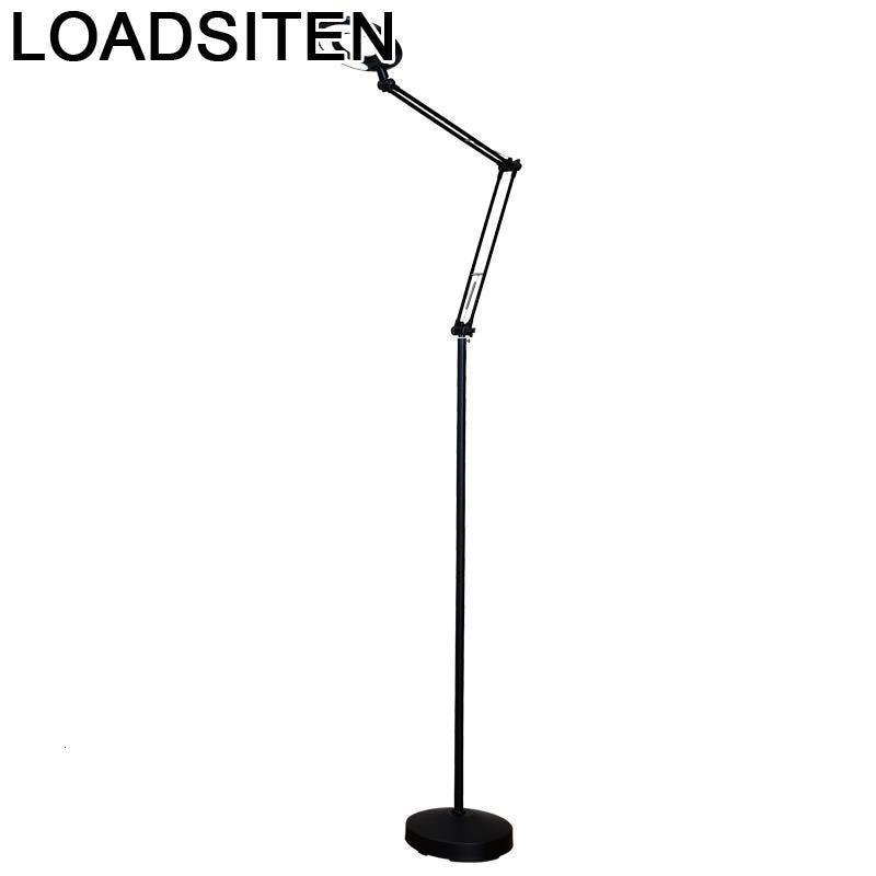 Lámpara De Pie Para salón, lámpara De Pie Para Sala De estar,...