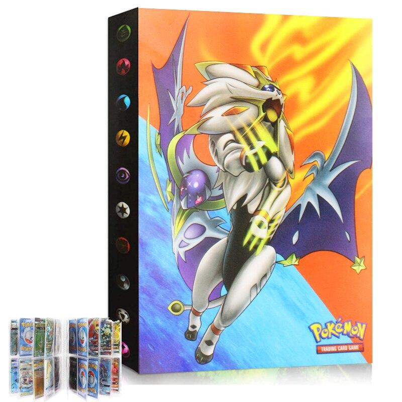 Альбом-держатель карт «Pokemon», 240 шт.