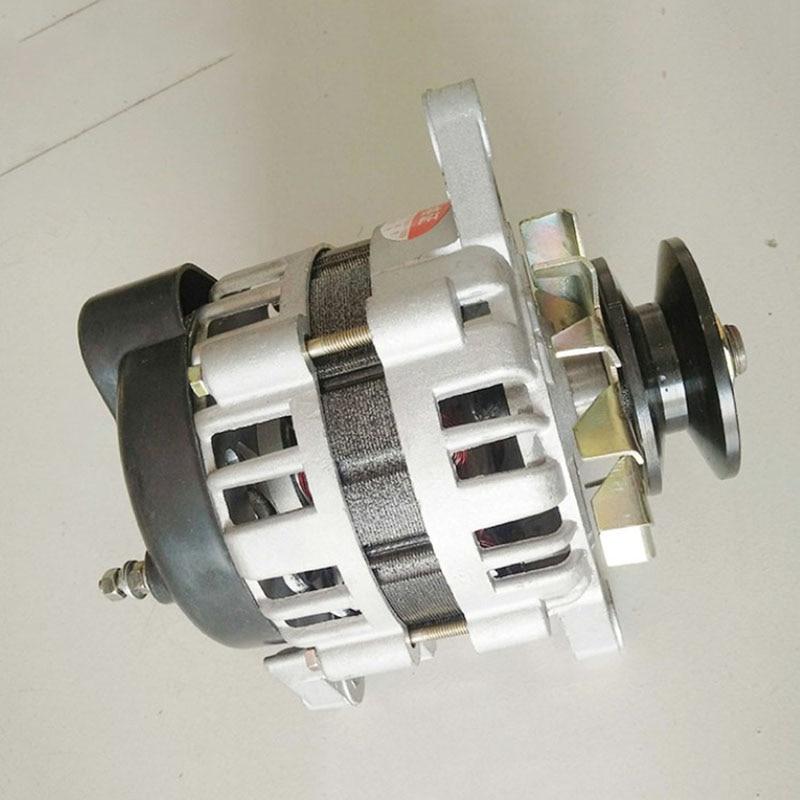 Небольшой мощный генератор 220 В 1300 Вт постоянный магнит бесщеточный медный