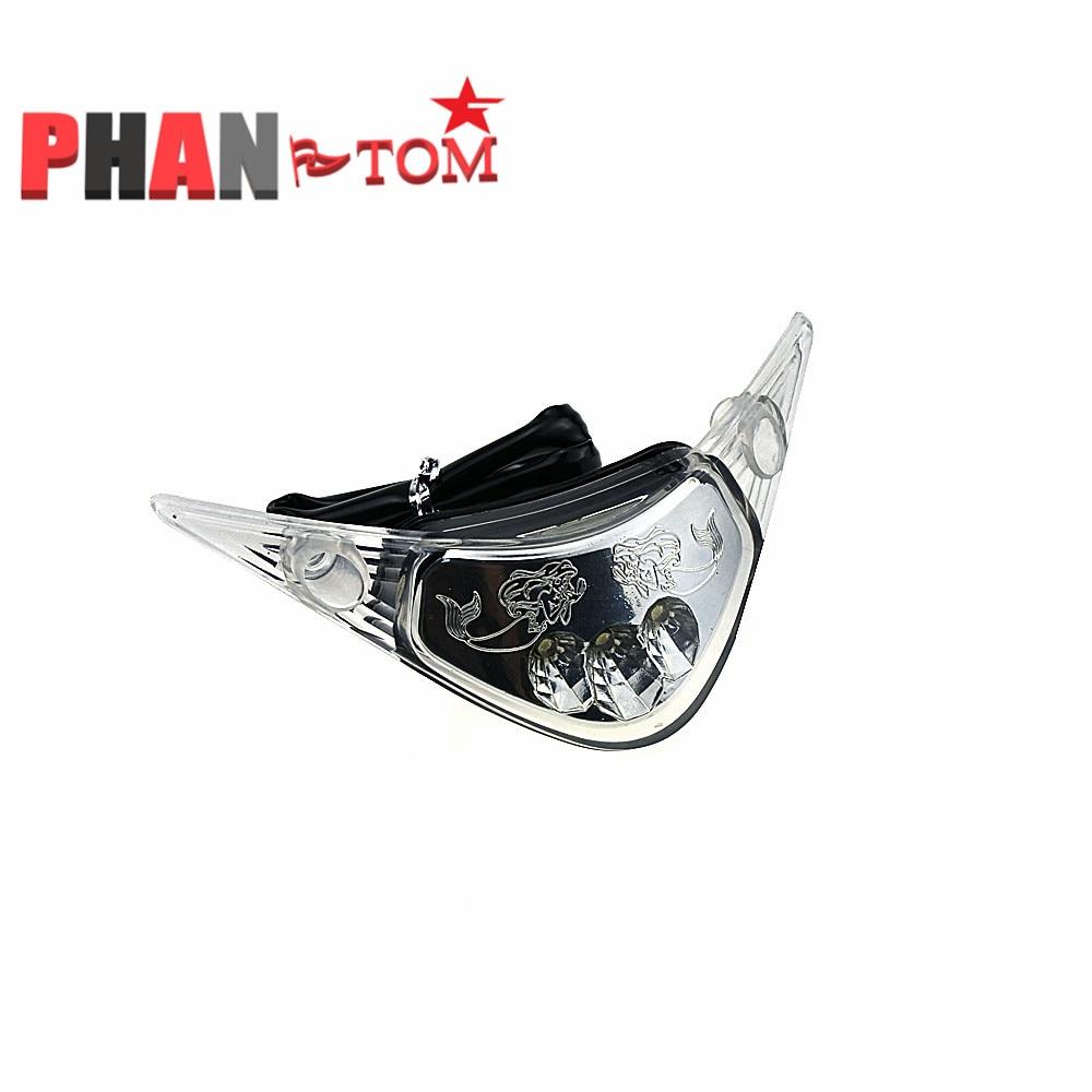 Светильник фара головного света, противотуманная фара, передсветильник фара головного света, передняя Центральная фара для HONDA F5 CBR 1000 ...
