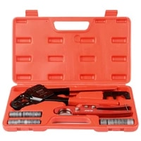 iws 1234w pipe fitting tool pex fitting tool pex crimping tool sets hand pex crimper with crimping range 12 and 34