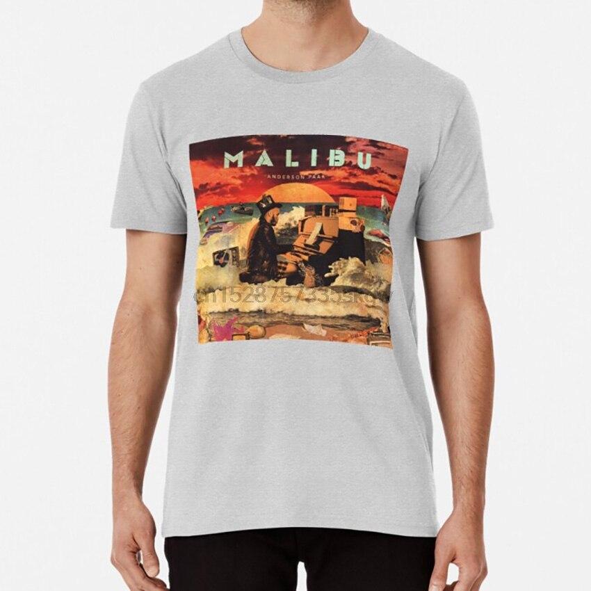 Anderson, Camiseta de Paak-Malibu, camiseta de hip hop, hip hop, SI, laod, dre, compton, música,