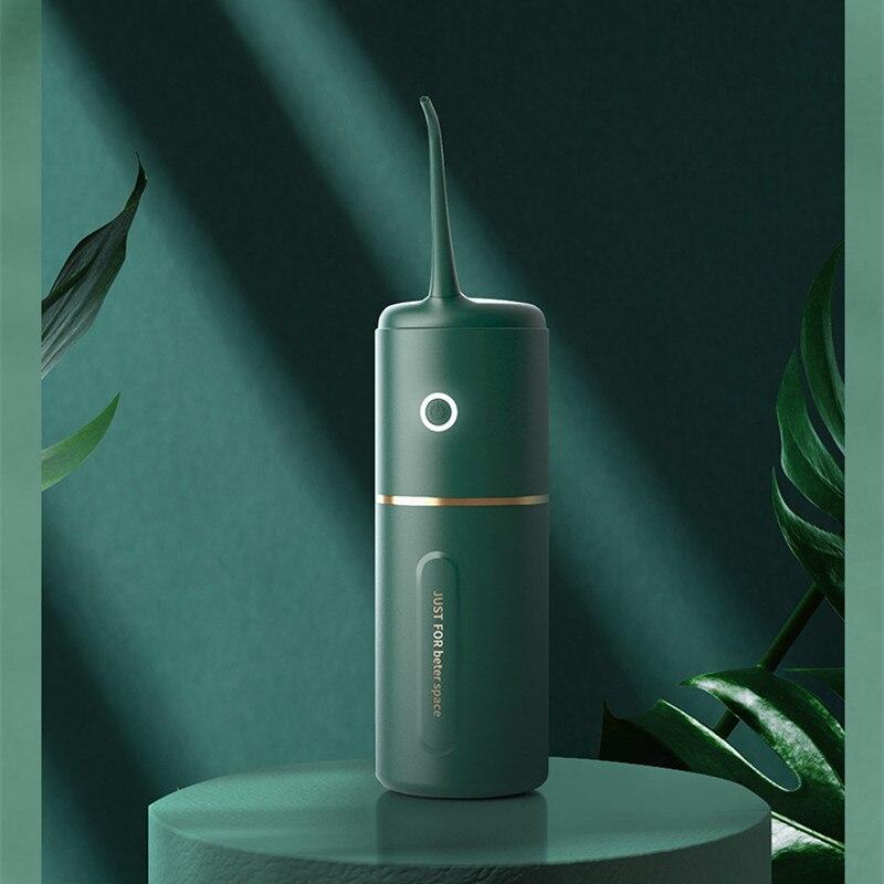 جهاز تعقيم جديد للاستخدام المنزلي 2021 قابل للنقل بخيط تنظيف الأسنان ومياه السفر ومضاد للمياه ومنفذ USB جهاز تنظيف الأسنان