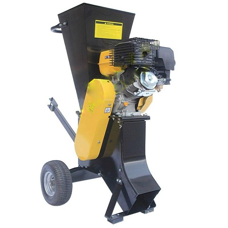 Trituradora de hojas de jardín de Gas profesional de velocidad giratoria de 5000 RPM/máquina trituradora de ramas para jardineros/guardabarros