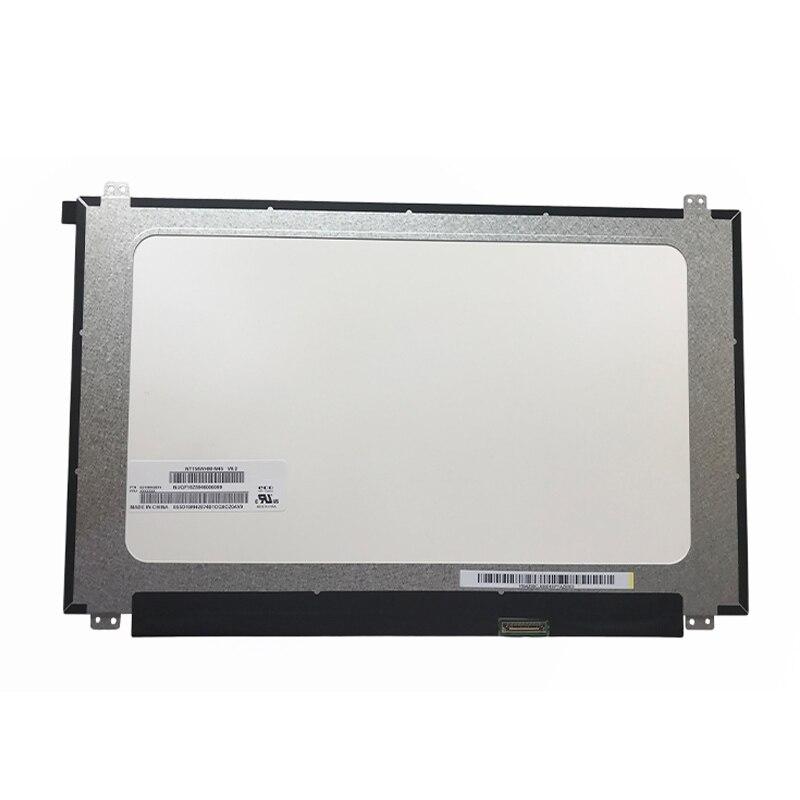 1PC nuevo 15,6 LCD pantalla 30PIN para ordenador portátil Dell Inspiron 15-5548, 5551, 5552, 5555, 5557, 5558