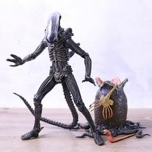 Neca Alien Figuur 1979 Ultimate Big Chap Alien Figuur 40th Anniversary Ei Facehugger Alien Action Figure Model Speelgoed
