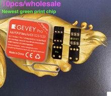 10 pcs/wholesale gevey pro sim v13.1.1 iccid + mnc ios13.3 완벽한 sim for iphone11 pro xs max xr x 8 7 6 5 s se