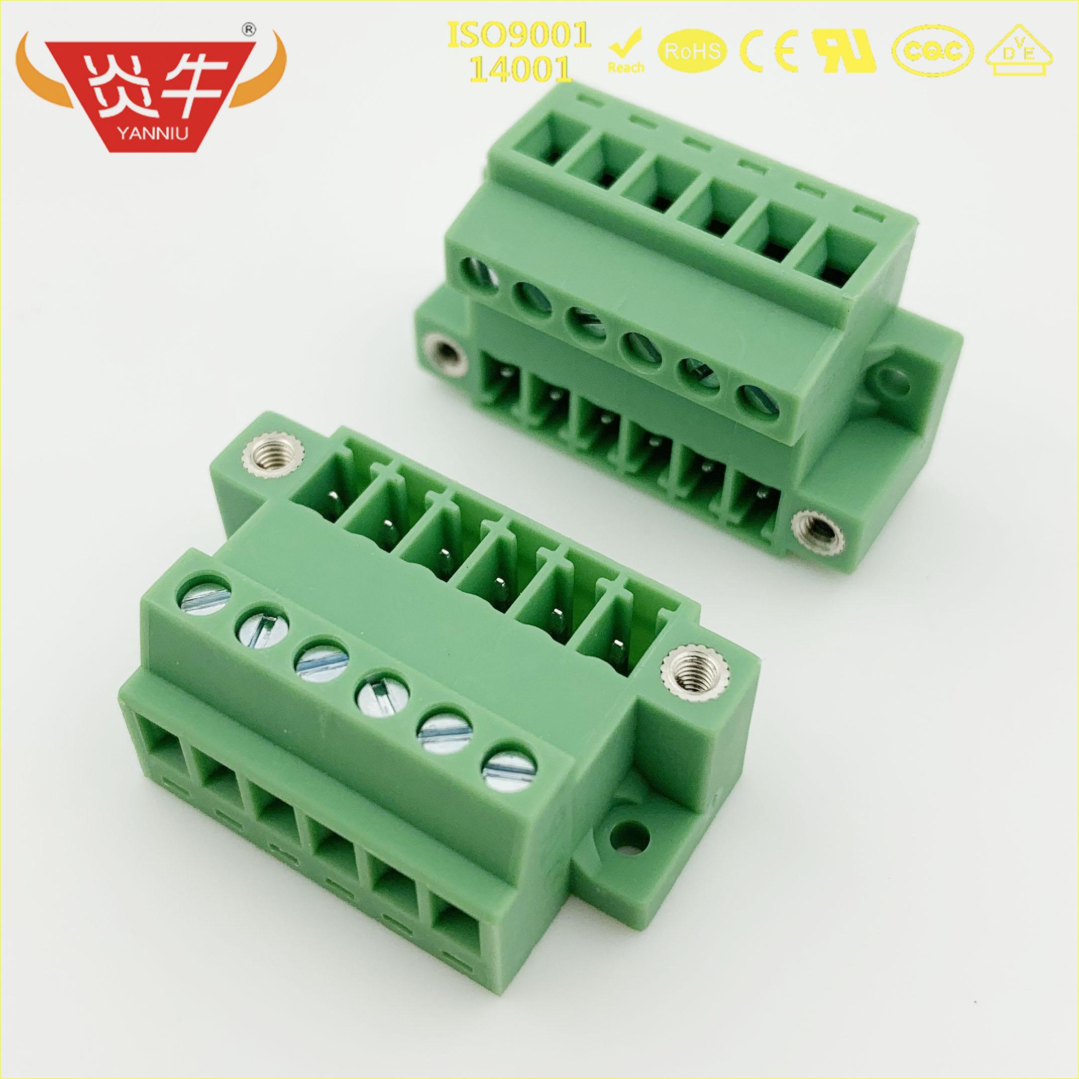 Bloques teminales KF2EDG GBM 3,81 2P ~ 12P PCB enchufables 15EDG-GBM 3,81mm 2PIN ~ 12PIN mcvus 1,5/2-GFD-3, 81-1833027 contacto Fénix