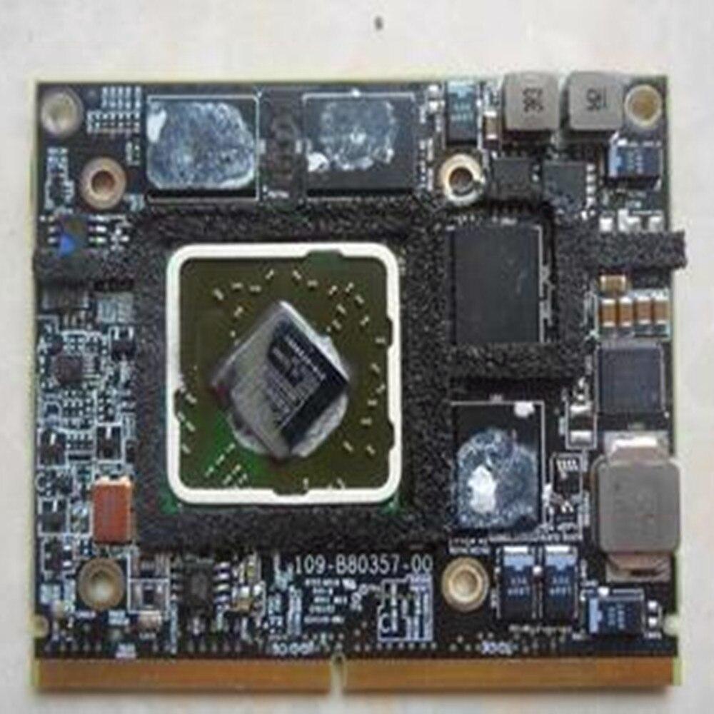 Alta calidad HD4670M HD4670 HD 4670 4670m 216-0729051 vídeo vga tarjeta gráfica para iMac A1311 A1312 2009, 2010.256 MB