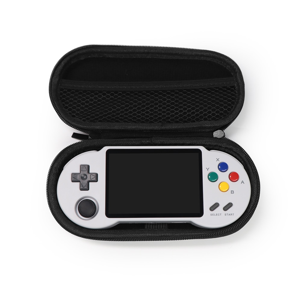 Pocketgo S30 preinstalled latest firmware retro game 3.5 inch IPS screen portable Handheld Video Game Console support ps1, DC, enlarge