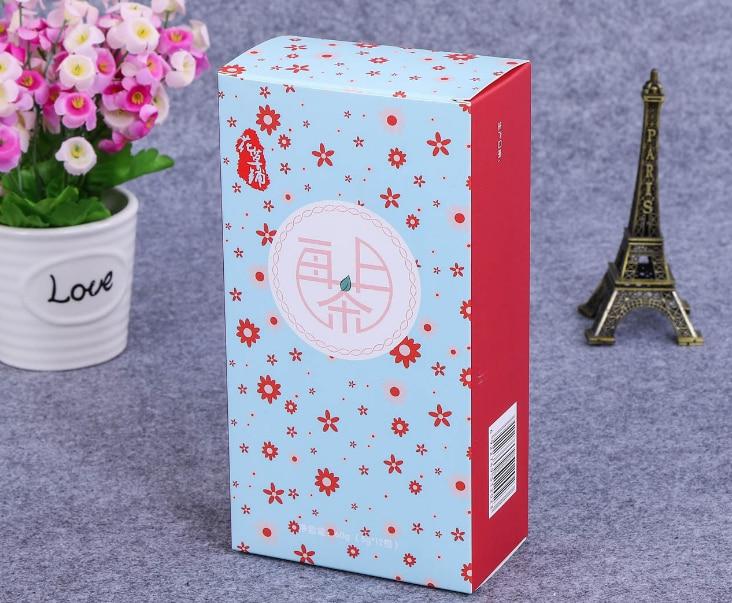 Caja embalaje magnética plegable de alta calidad para cosméticos, caja de embalaje de sombra de ojos cosmética personalizada --- CP0690