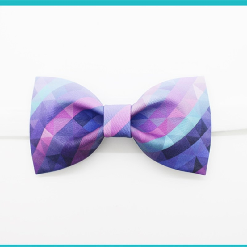 Quality handmade bow ties for adults wedding bow tie with gift box fashion print butterfly  brand bow knot
