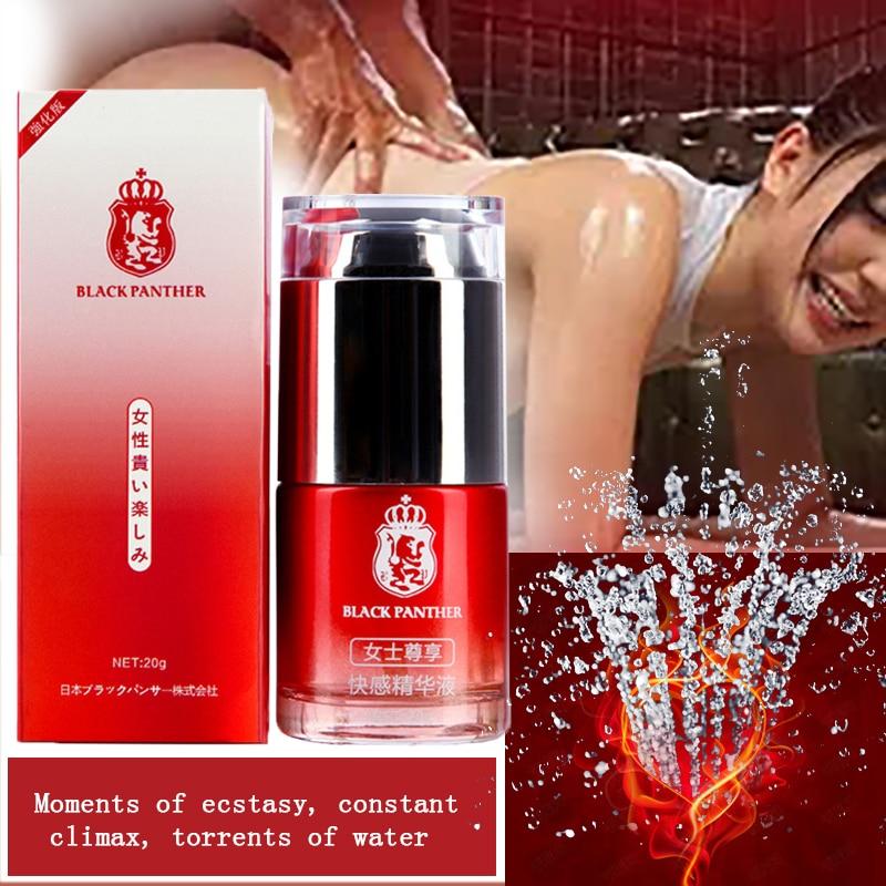 Erotic products female orgasm liquid stimulating excitement spray booster gel female desire enhancem