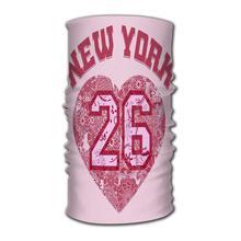 Headband Bandanas New York City Girls Grunge NYC Original Wear Stamp Vinta Daily Magic Scarf Neck Gaiter Balaclava Helmet Liner