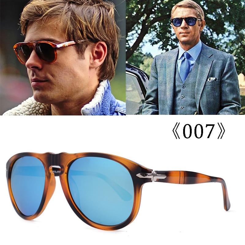 2020 NEW Hot Fashion Luxury Steve Daniel 007 Craig Style Polarized Sunglasses Men Driving Brand Design Sun Glasses De Sol