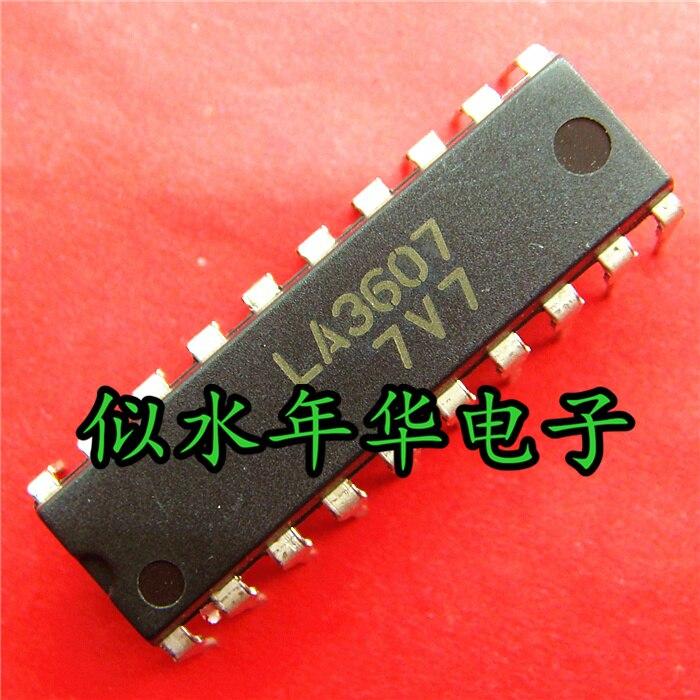 5 unidades/lote LA3607 3607 DIP-20