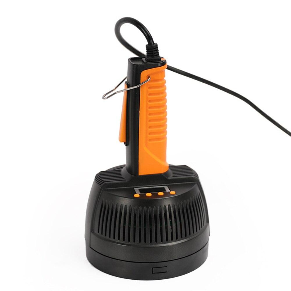 يده الكهرومغناطيسية التعريفي باليد ختم آلة زجاجة غطاء زجاجات زجاج السدادة DL-800A 5 سرعات السلطة