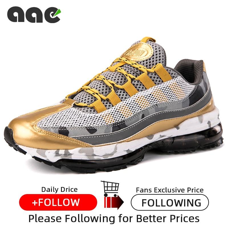 ¡Tendencia 2020! Zapatillas de Hombre Air Cushion, zapatos informales para Hombre, zapatos...