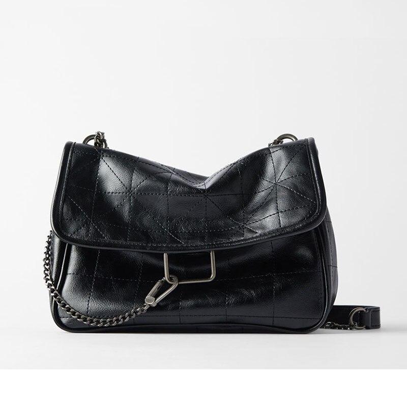 Luxury Handbags Women Bags Designer Vintage Shoulder Bag New Chain Messenger Bags Soft Flap Shoulder Crossbody Pack Women Purse