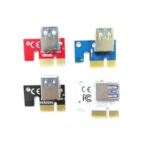 Mini PCI-E Extended Line Card Adapter USB 3.0 PCI-E 1X to 16X Graphics Mining Special Riser Card PCI