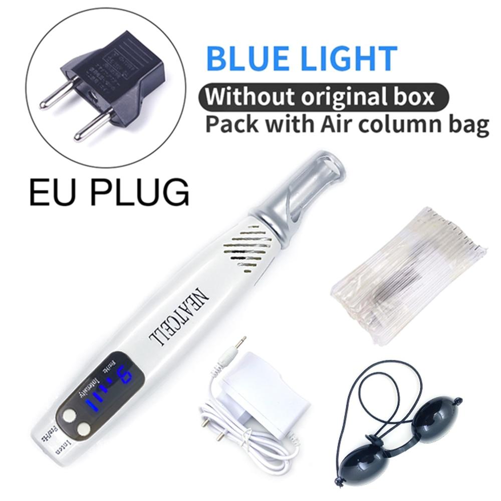 قلم بلازما كهربائي Neatcell يده بيكو ثانية إزالة الوشم بالليزر آلة المهنية ندبة الشامات وجهاز إزالة النمش