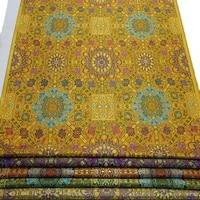wide 28 chinese cheongsam mongolian robe buddhist material trim diy cushion pillow silk satin jacquard brocade yunjing fabric