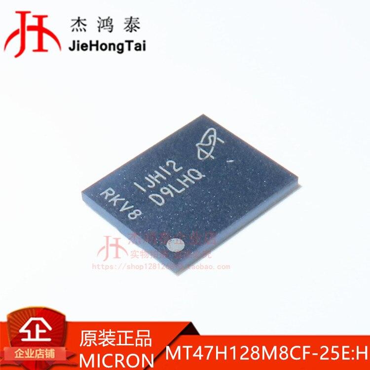 شحن مجاني MT47H128M8CF-25E:H D9LHQ 10 قطعة