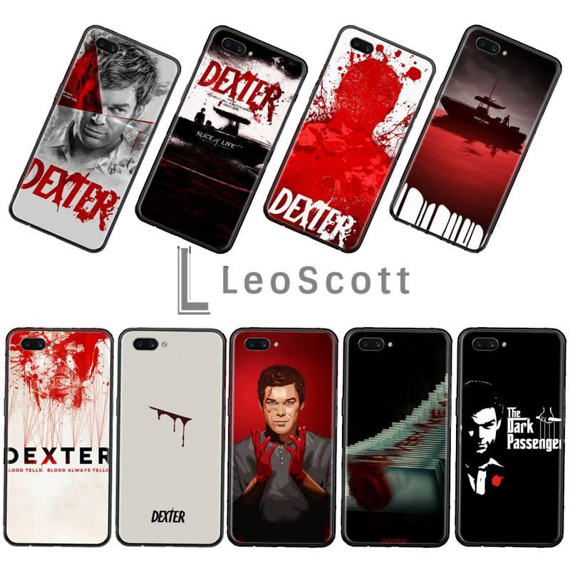 Dexter Coque De Téléphone Pour OPPO F 1S 7 9 K1 A77 F3 RENO F11 A5 A9 2020 A73S R15 REALME PRO