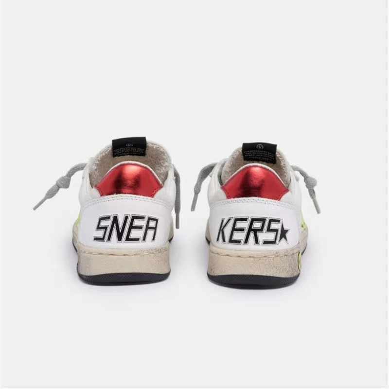 2021 Children's  Spring /Summer New Old Low-cut Small Dirty Shoes Boys and Girls Leisure Sports Basketball Kids Shoes CS205 enlarge