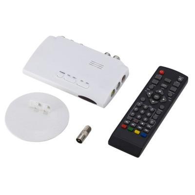 Receptor de televisión Digital ISDB-T, sintonizador de TV ISDB-C, decodificador ISDB T...