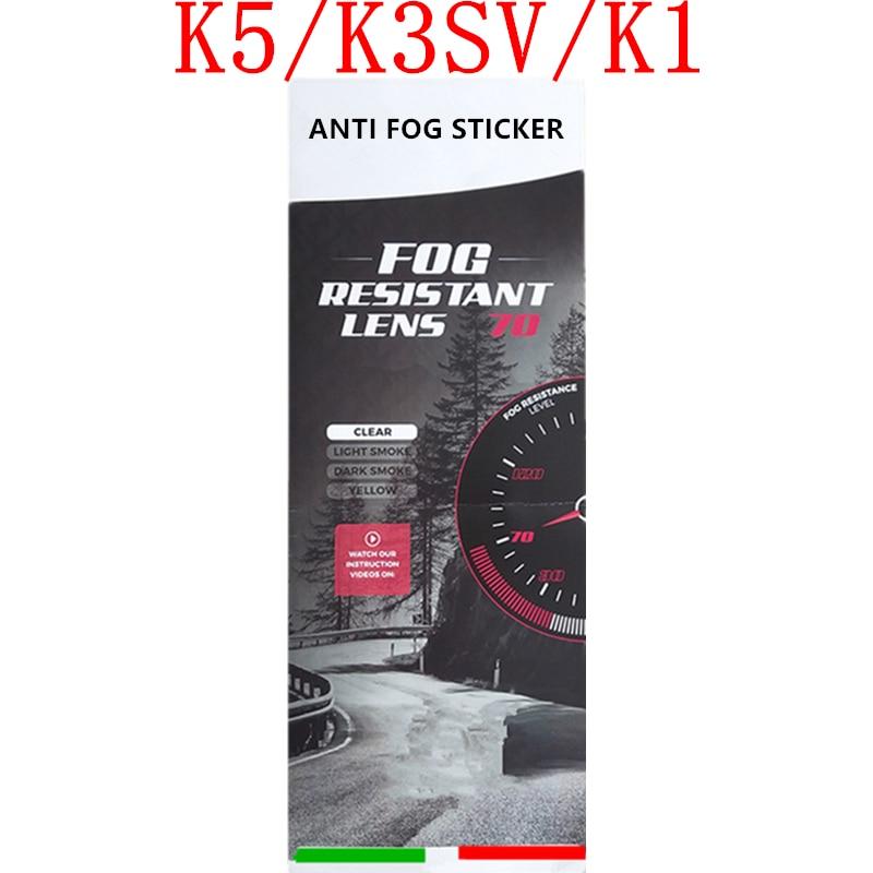 Противотуманная пленка для мотоциклетного шлема K5, K5, K3SV, K1