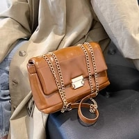 european and american ladies luxury chain messenger bag 2021 high quality fashion casual all match shoulder bag small square bag