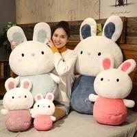 children plush toy cartoon soft stuffed animals rabbit fluffy toy simulation doll stuffed toys for kids girlfriend