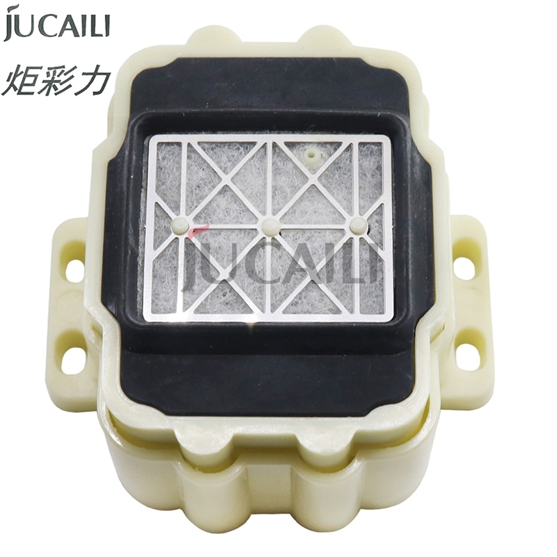 Tapa superior Jucaili 4 Uds Wit-color xp600 para Epson xp600/tx800 cabezal para witcolor 9000 9100 9200 Estación de tapas para impresora solvente