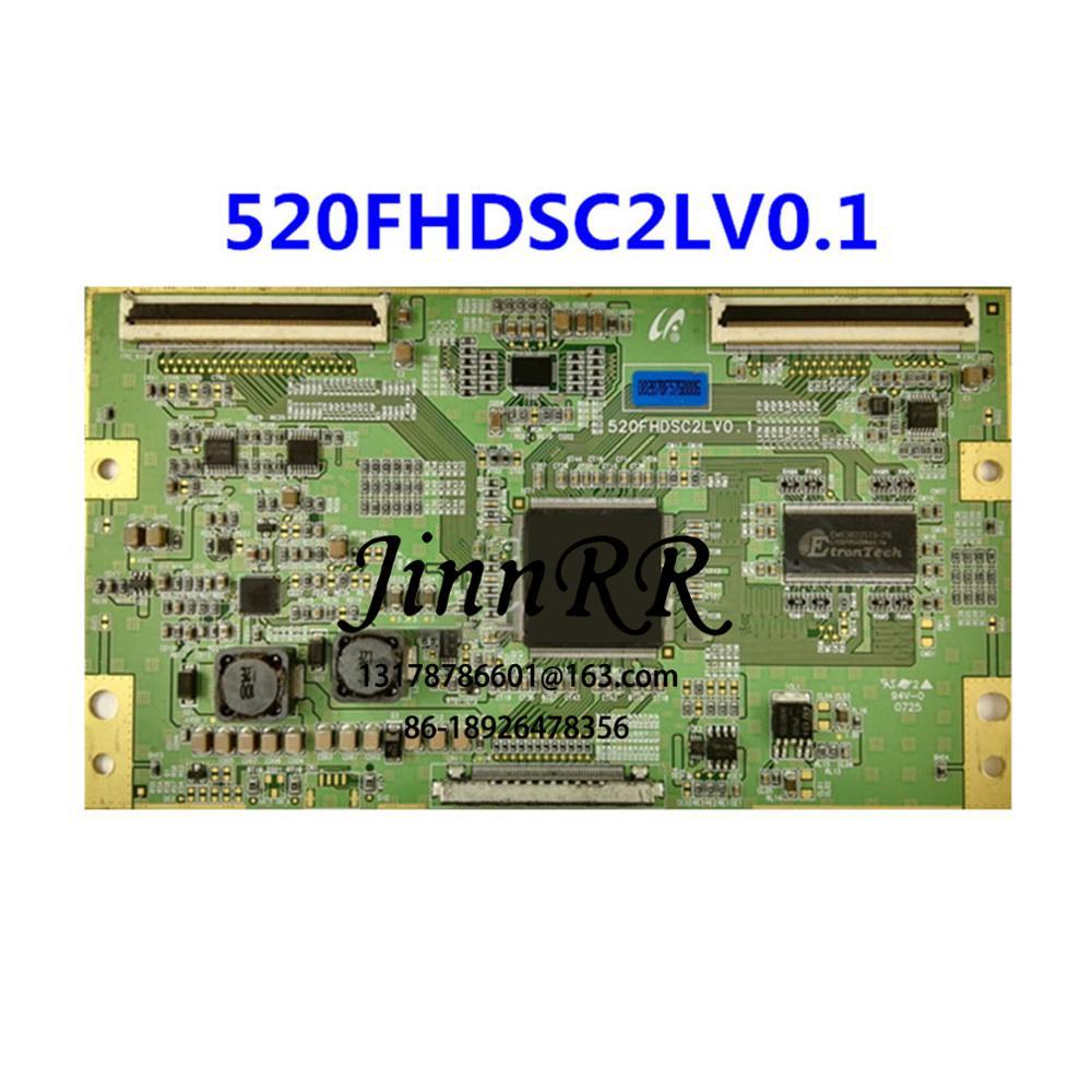 لوحة منطقية 520FHDSC2LV0.1, أصلية لـ 520FHDSC2LV0.1 ، اختبار معتمد مع ضمان الجودة
