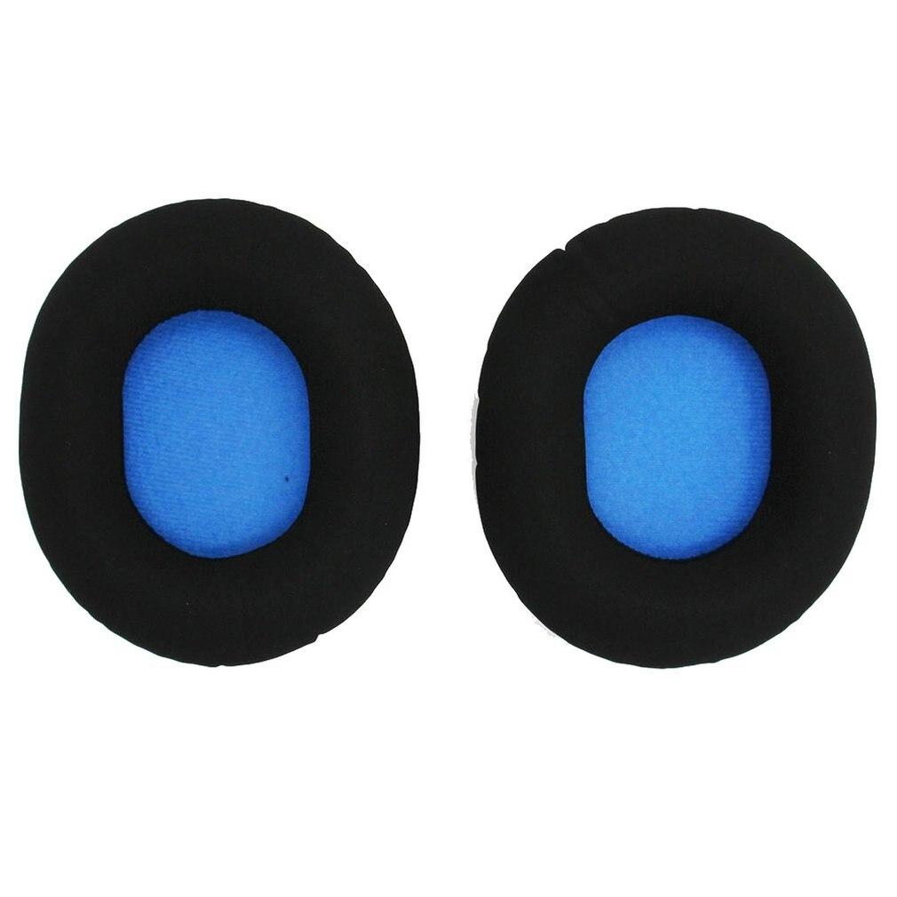 Adecuado para HD8 HD 8 DJ HD6 MIXHeadphones orejeras esponja juegos de auriculares negro JZF-106 haz de foco cómodo