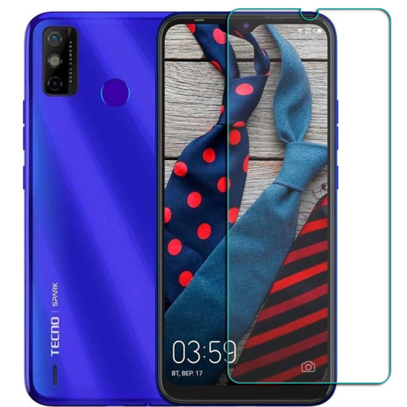 tempered-glass-for-tecno-spark-6-go-2020-652-protective-film-screen-protector-phone-cover