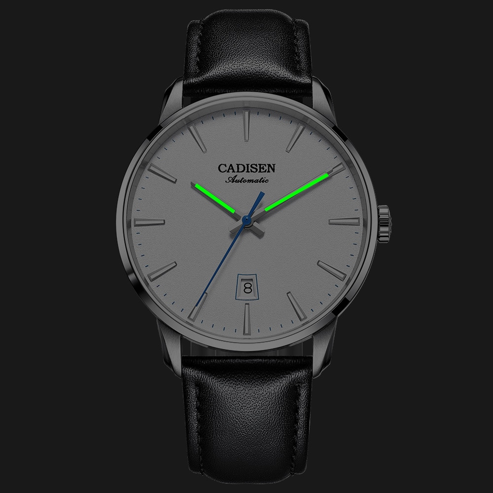 CADISEN2020 New Top Men's Automatic Mechanical Watch Luxury Brand Mechanical Watch Military Business Leisure  Waterproof Manly enlarge