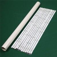 LED Bands For LG 65UJ651V 65UJ6560 65UJ670V 65UK6100PLB LED Bars Backlight Strips 65UJ63_UHD Line Ruler Array Innotek 17Y 65inch