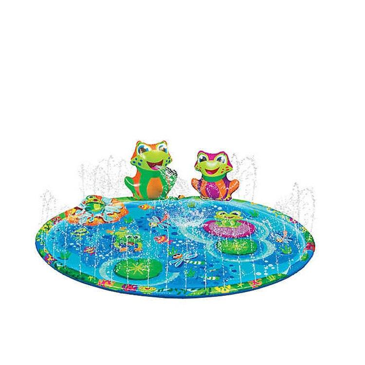 وسادة رش قابلة للنفخ للأطفال الصغار ، مسبح للأطفال ، ألعاب خارجية ، سجادة مائية ، ألعاب أطفال