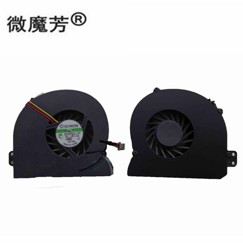 Ventilador de refrigeración de CPU usado para ACER ASPIRE 1690, 3000, 3500,...