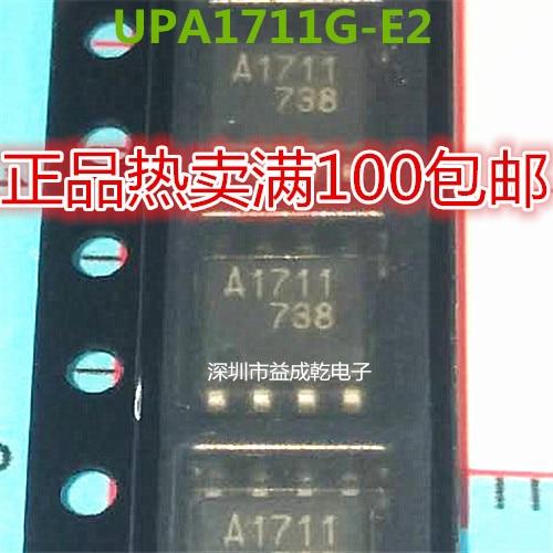 100% Original Neue Auf Lager A1711 UPA1711G-E2 SOP8 (10 teile/los)