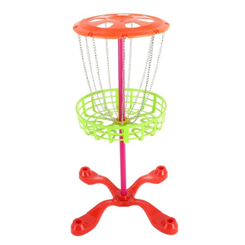 Mini disco de Golf que lanza el marco del juego de Mini Golf Iutdoor Juguetes De La aptitud interior juguetes para los niños activos