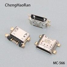 ChengHaoRan 100 PCS/lot Pour Vivo Xplay6 Y71 Y75 Y79 Y81S Y83 Y85 Y91 Y93 Y97 X21S S1 etc Prise Micro USB Port De Charge Connecteur