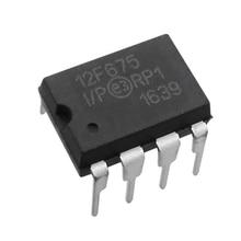 100PCS PIC12F675-I/P DIP8 PIC12F675-I DIP PIC12F675 12F675 new and original IC