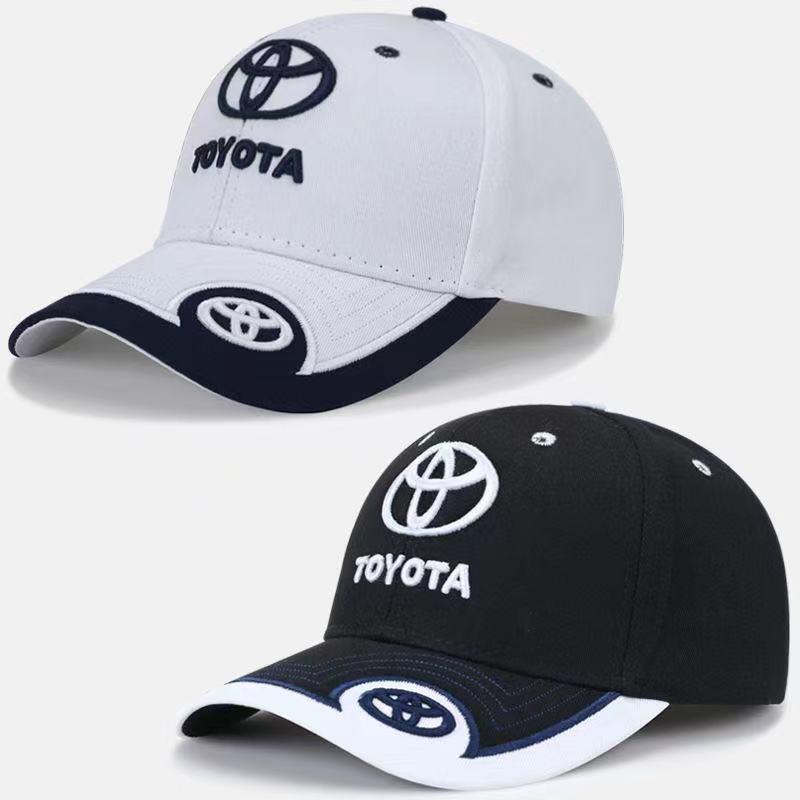 Бейсболка T-Toyota с вышивкой, Повседневная Бейсболка с косточками, Мужская кепка для гонок, Спортивная мотоциклетная Кепка с логотипом, Кепка ...